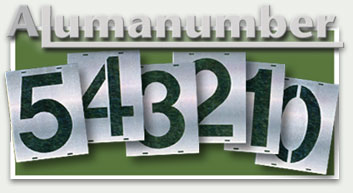 Alumanumber Football Field Hashmarks Numbers System Tool Professional